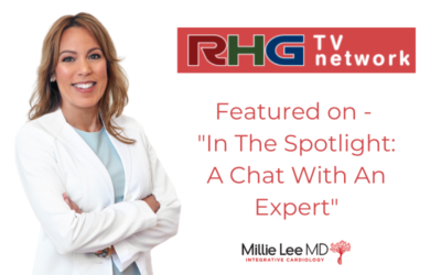 Interview With RHG Magazine; Meet Dr. Millie Lee